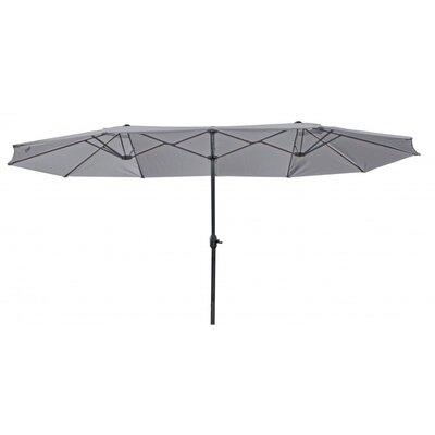 Harms Import 2.7m x 4.65m Double Parasol