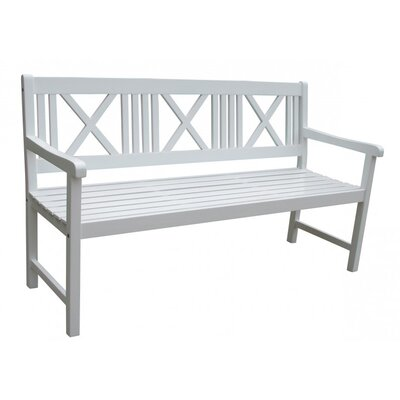 Harms Import Malmö 3 Seater Bench