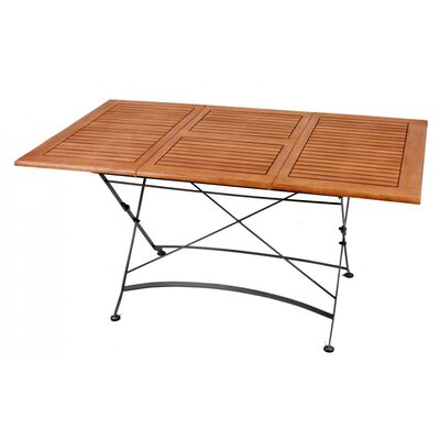 Harms Import Wien Extendable Dining Table