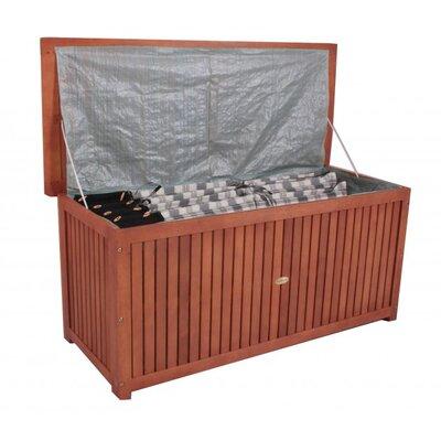 Harms Import Washington Wood Storage Bench
