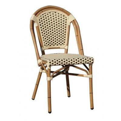 Harms Import Pirin Aluminium Stacking Chair
