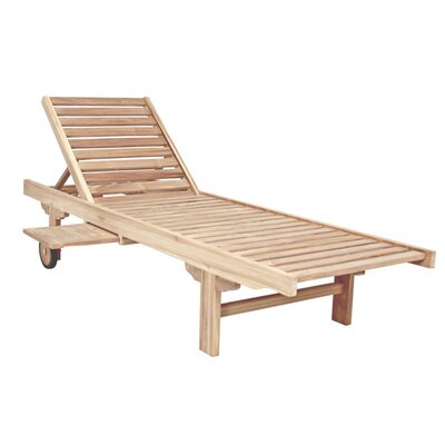 Harms Import Solo Sun Lounger