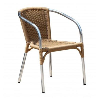 Harms Import Jura Aluminium Stacking Chair