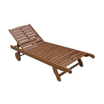 Harms Import Vermont Sun Lounger