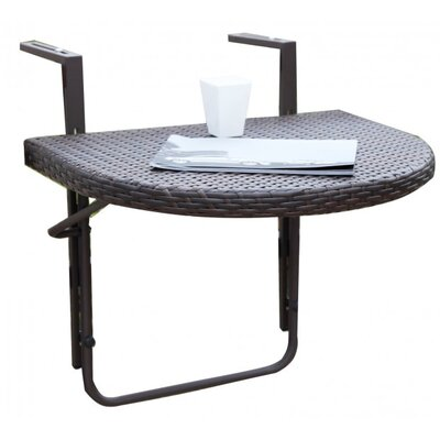Harms Import Agra Balcony Hanging Foldable Table