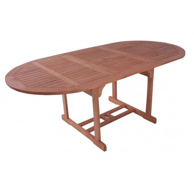 Harms Import Boston Extendable Dining Table