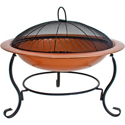 Harms Import Metal Fire Pit
