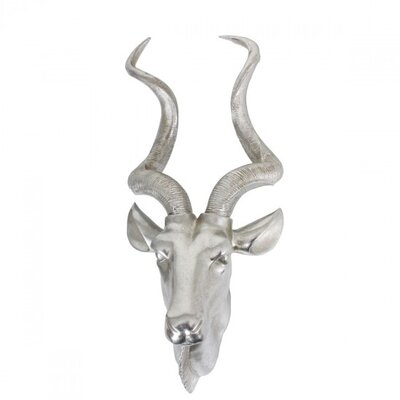 Harms Import Antelope Wall Decor