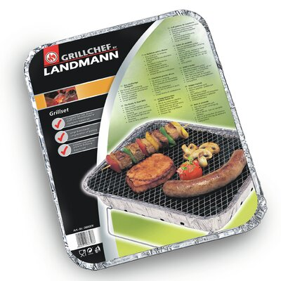 Grillchef by Landmann 29 cm Charcoal Barbecue