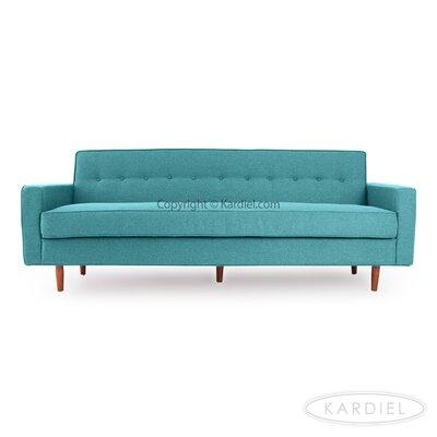 Eleanor Mid Century Modern Sofa Wayfair Ca