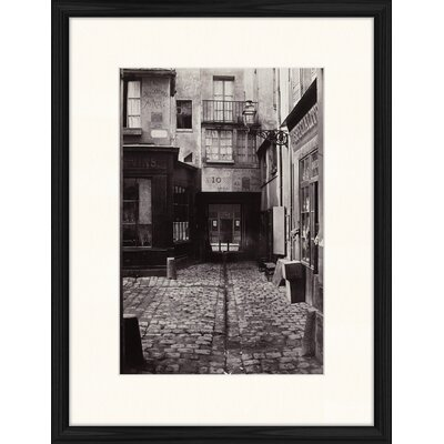 LivCorday Paris Streets 2 Framed Photographic Print