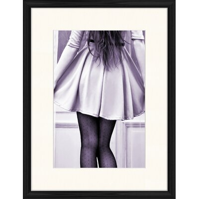 LivCorday Classic Fashion Shot 2 Framed Photographic Print