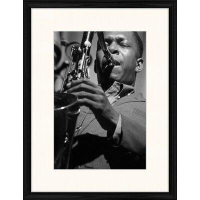 LivCorday Duke Ellington Framed Photographic Print