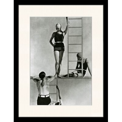 LivCorday Vogue 100: A Century of Style' Framed Photographic Print