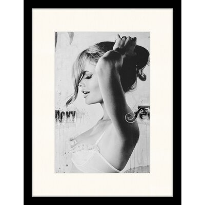 LivCorday Lucky Fever Framed Photographic Print