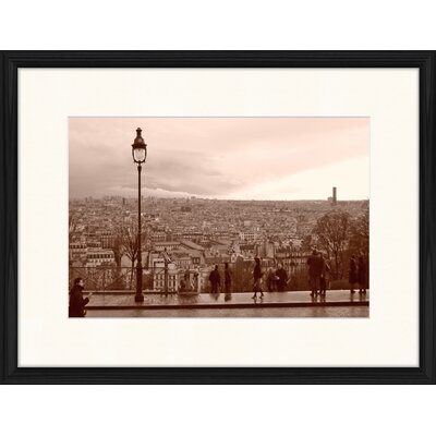 LivCorday City View 1 Framed Photographic Print
