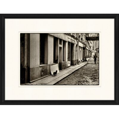 LivCorday Paris Streets 1 Framed Photographic Print