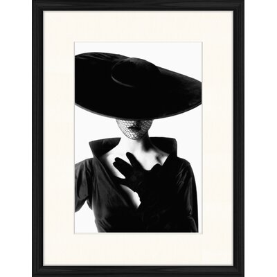 LivCorday Classic Fashion Shot 1 Framed Photographic Print