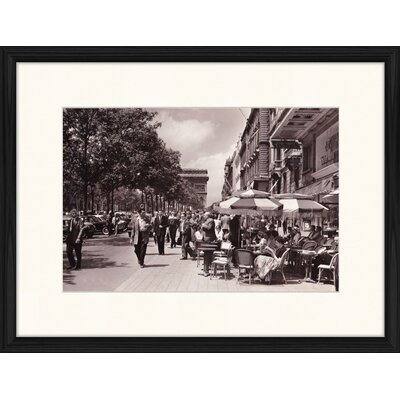 LivCorday City View 2 Framed Photographic Print