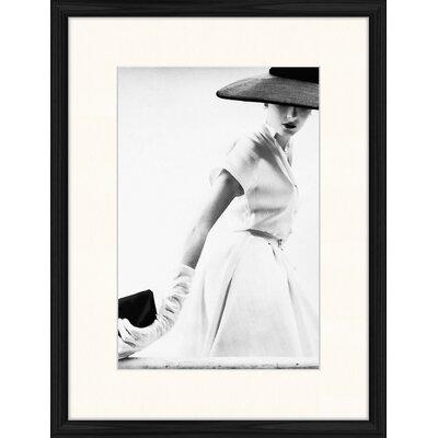 LivCorday Paris Fashion Shot 1 Framed Photographic Print