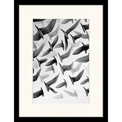 LivCorday Flight Framed Graphic Art