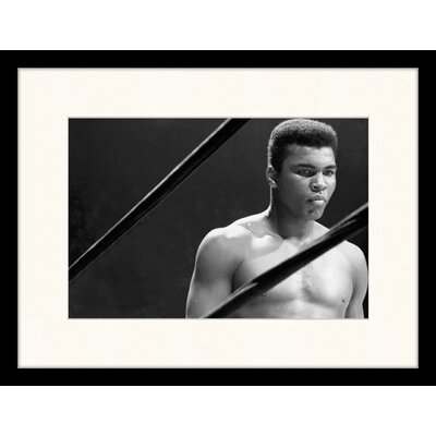 LivCorday The Greatest - What's My Name? Framed Photographic Print
