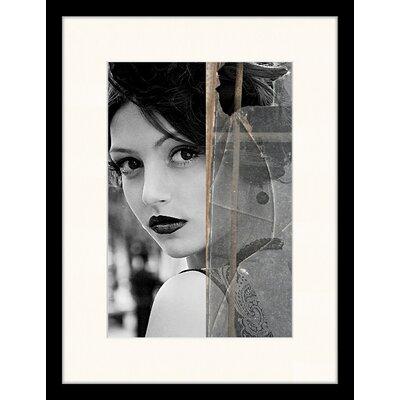 LivCorday Paris Framed Photographic Print