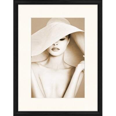 LivCorday Paris Fashion Shot 2 Framed Photographic Print