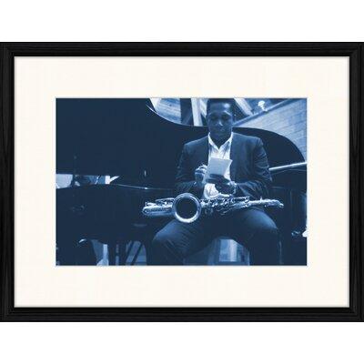 LivCorday A Love Supreme - Album Recorded by John Coltrane Framed Photographic Print