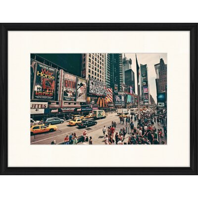 LivCorday The Big Apple 1 Framed Photographic Print