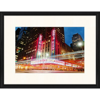 LivCorday The Big Apple 2 Framed Photographic Print