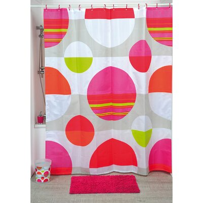Eclats Printed Shower Curtain