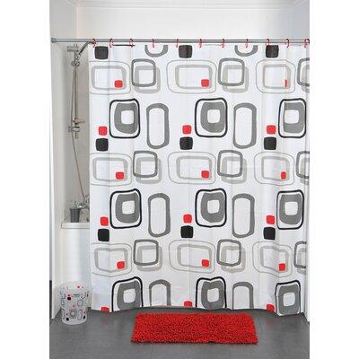 Paloma Printed Shower Curtain
