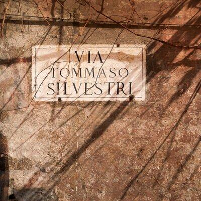 David & David Studio 'Rome 1' by Laurence David Framed Photographic Print