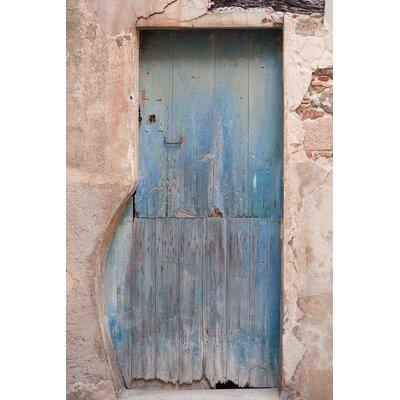 David & David Studio 'Doors Provence 1' by Philippe David Framed Photographic Print