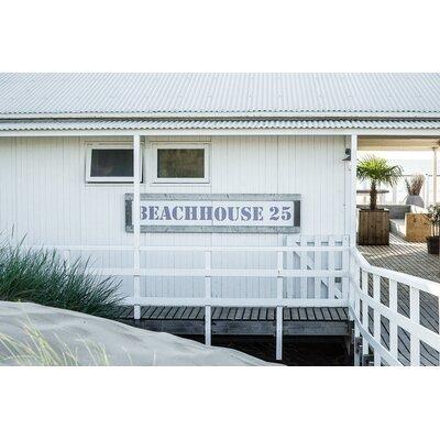 David & David Studio 'Beach House' by Philippe David Framed Photographic Print