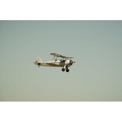 David & David Studio 'Biplane' by Philippe David Framed Photographic Print