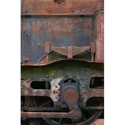 David & David Studio 'Locomotive 4' by Laurence David Photographic Print
