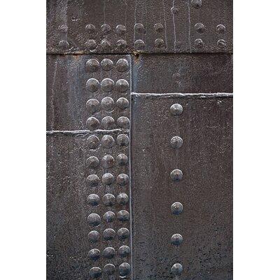 David & David Studio 'Black Hull 1' by Philippe David Photographic Print