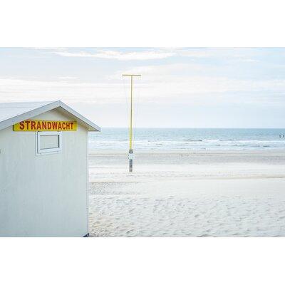 David & David Studio 'Strandwacht' by Philippe David Framed Photographic Print
