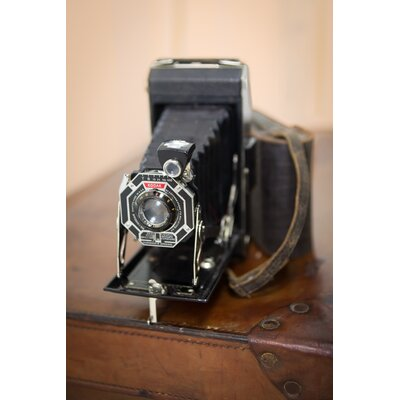 David & David Studio 'Kodak Camera 1' by Laurence David Framed Photographic Print