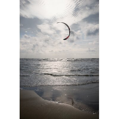 David & David Studio 'Beaches North 1' by Philippe David Photographic Print on Canvas