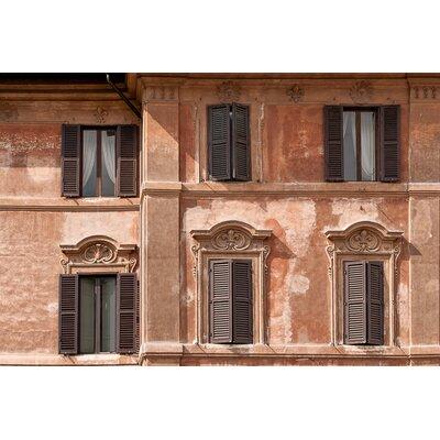 David & David Studio 'Rome 3' by Philippe David Framed Photographic Print