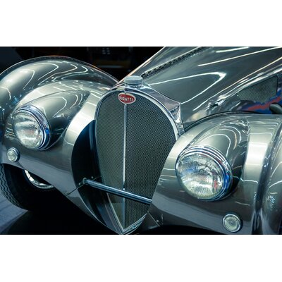 David & David Studio 'Bugatti Atlantic' by Philippe David Photographic Print