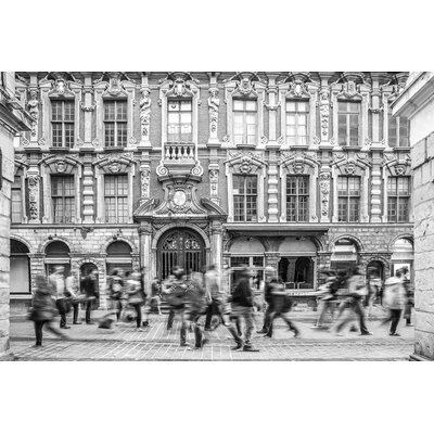 David & David Studio 'Movements 2' by Philippe David Photographic Print