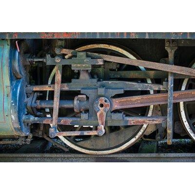 David & David Studio 'Locomotive 2' by Philippe David Framed Photographic Print