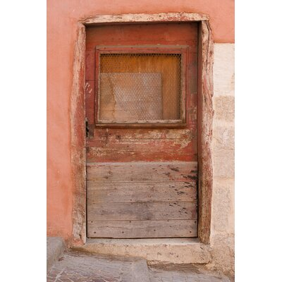 David & David Studio 'Doors Provence 3' by Philippe David Framed Photographic Print