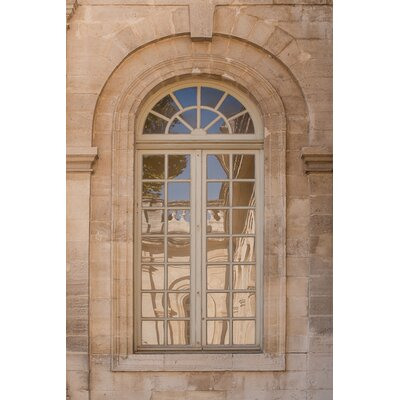 David & David Studio 'Window Classic 1' by Philippe David Framed Photographic Print