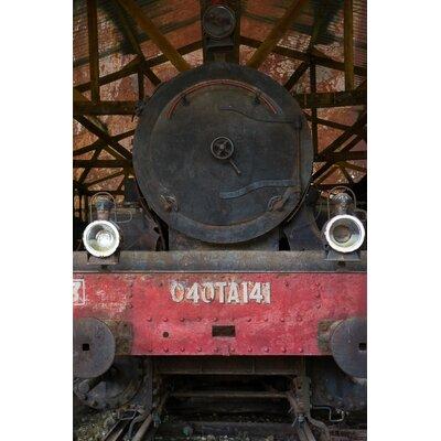 David & David Studio 'Locomotive 2' by Laurence David Photographic Print