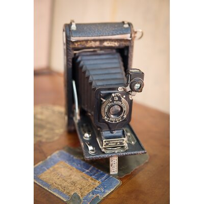 David & David Studio 'Kodak Camera 2' by Laurence David Photographic Print